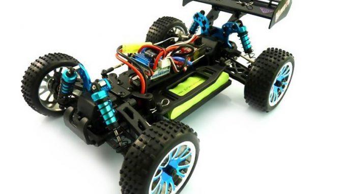 Samochód RC Himoto EXB-16 Buggy (HSP Troian)