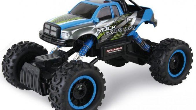 Rock Crawler 4WD 1:14 na dzień chłopaka