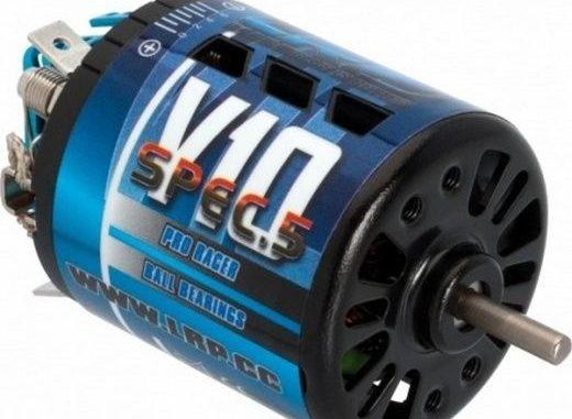 Silnik szczotkowy elektryczny