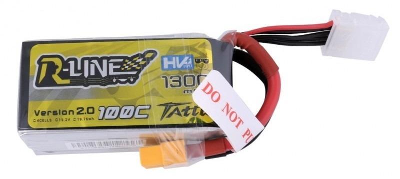 Dron wyścigowy - akumulator R-Line