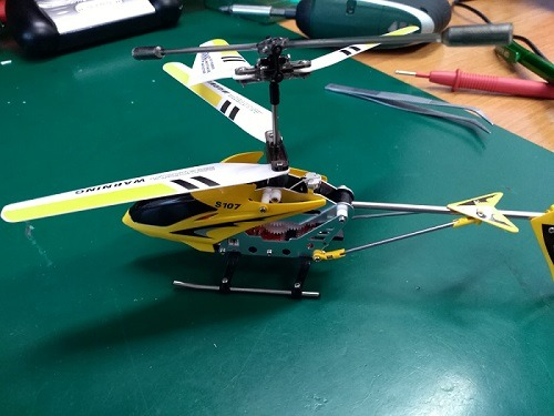 Helikopter Syma S107G