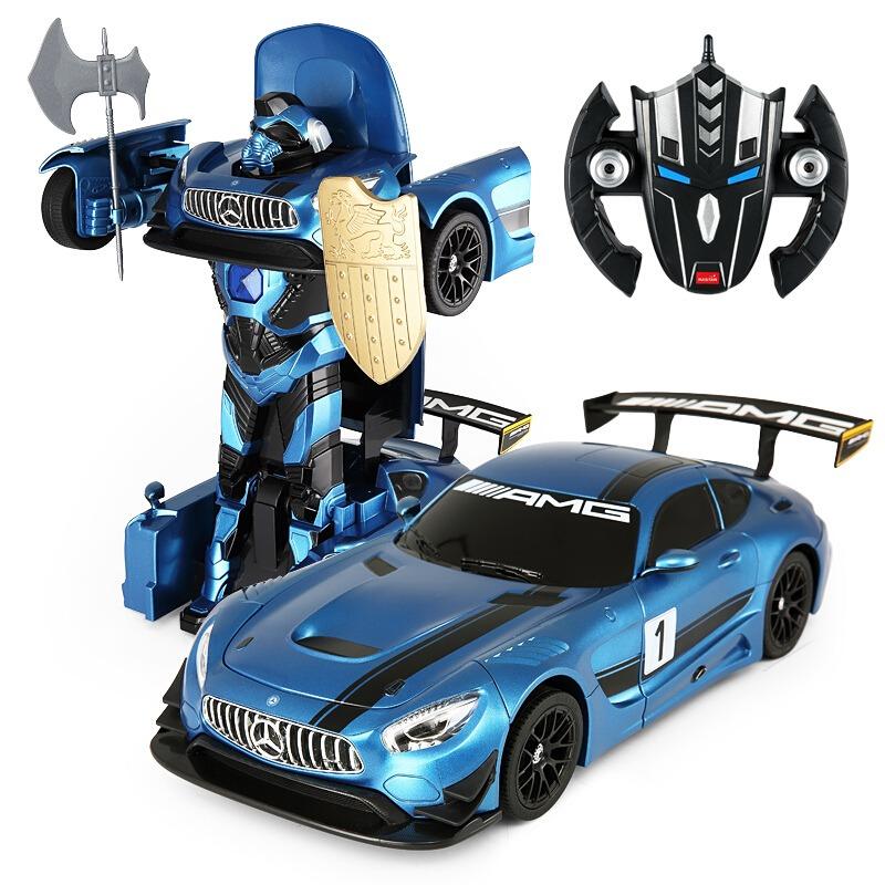 Transformers - zabawki zdalnie sterowane