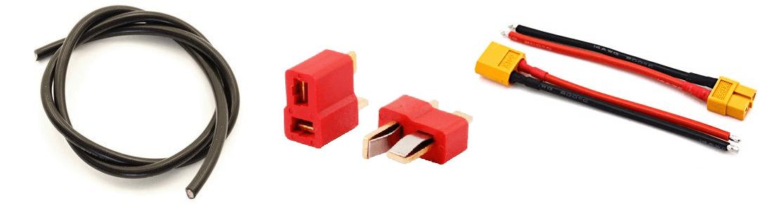 Przewody i konektory