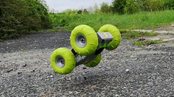 Samochód zdalnie sterowany dla dziecka – wyczynowy Surmount