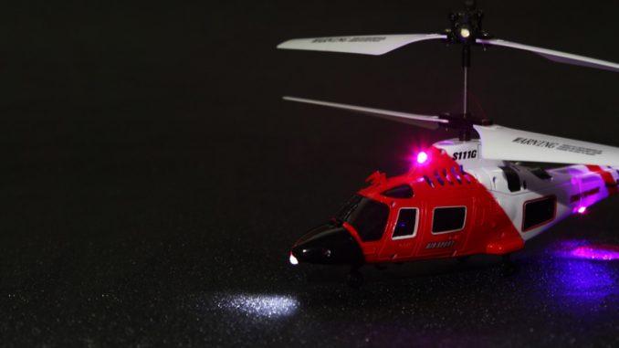 Syma S111G - AgustWestland A109E Power
