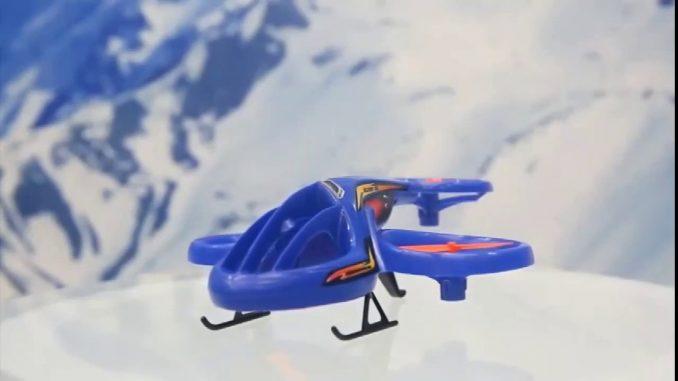 Mini helikopter TF1001